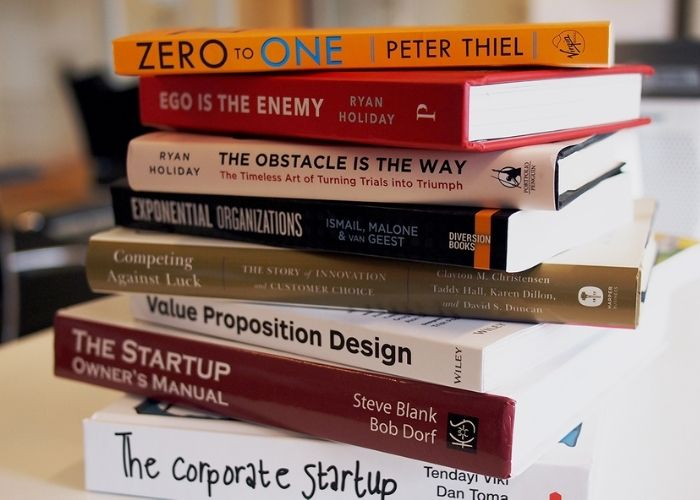 10 libros para emprendedores que deberías leer