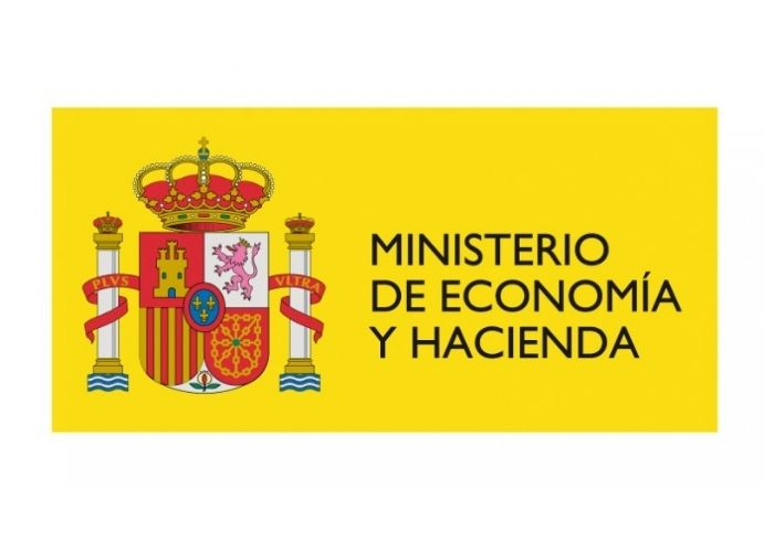 Logo Hacienda España