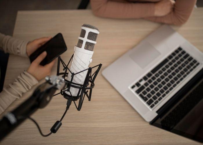 Herramientas para grabar el podcast